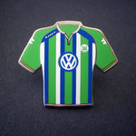 VFL Wolfsburg Trikot Pin away 2015/2016