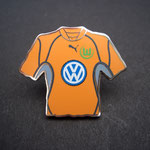 VFL Wolfsburg Trikot Pin 2002/2003 away
