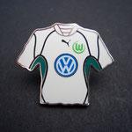 VFL Wolfsburg Trikot Pin 2002/2003 home