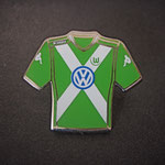 VFL Wolfsburg Trikot Pin home 2014/2015