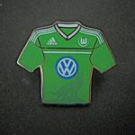 VFL Wolfsburg Trikotpin home Saisonstart 2012/2013