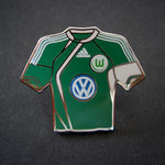 VFL Wolfsburg Trikot Pin away 2009/2010