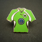 VFL Wolfsburg Trikot Pin 2001/2002 home