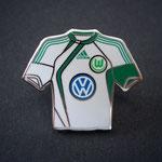 VFL Wolfsburg Trikot Pin home 2009/2010