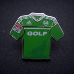 VFL Wolfsburg Trikotpin home Golf VII 2012/2013 mit Ligapatch
