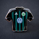 VFL Wolfsburg Trikot Pin away 2010/2011