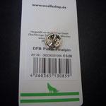 DFB-Pokal Finale 2015 Pin Karte Rückseite