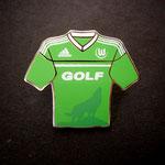 VFL Wolfsburg Trikotpin home Golf VII 2012/2013