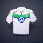 VFL Wolfsburg Trikot Pin home 2015/2016