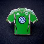 VFL Wolfsburg Trikot Pin home 2011/2012