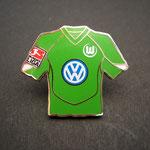 VFL Wolfsburg Trikot Pin 2004/2005 home mit Ligapatch
