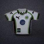 VFL Wolfsburg Trikot Pin 1999/2000 home Musterpin