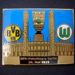 DFB-Pokal Finale 2015 Pin Olympiastadion
