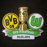 DFB-Pokal Finale 2015 Pin