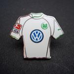 VFL Wolfsburg Trikot Pin 2003/2004 home mit Ligapatch