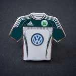 VFL Wolfsburg Trikot Pin home 2010/2011