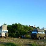 Camping im Paraiso Suizo
