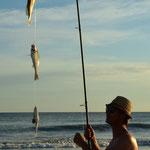 Jens als erfolgreicher Angler