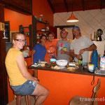BBQ mit Eva, Bruna, Daniel, Lukas und Clovis