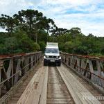 Im Parque Nacional de Aparados da Serra