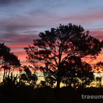Sonnenuntergang im Paraiso Suizo