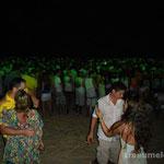 Silvesterparty an der Praia do Rosa