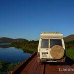 Unterwegs im suedlichen Pantanal