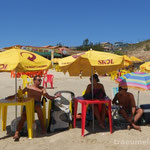 Brazilian Beachlife (Lukas, Bruna und Daniel)