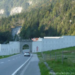 Grenze zwischen Österreich und Lichtenstein