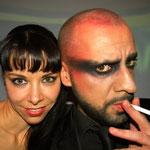 Adriano Canzian & Fraulein Z (Herr Zimmerman - Rotterdam, Netherlands)