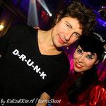 D-R-U-N-K & Fraulein Z (Herr Zimmerman - Rotterdam, Netherlands)