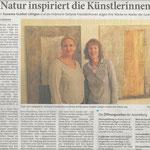 Herbstausstellung Atelier Gunkel-Lüttgen, Düren 2016