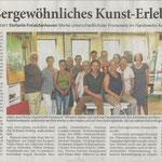 """"""" Kunst trifft Handwerk """" Inden 2016"""