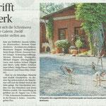 """""""Kunst trifft Handwerk"""" Inden 2018"""