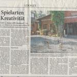 """"""" Kunst trifft Handwerk """" Inden 2014"""