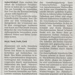 """"""" Kunst trifft Handwerk """", Inden 2012"""
