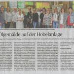 """"""" Kunst trifft Handwerk"""" Inden 2018"""