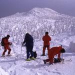 山を楽しむ・八甲田山スキー