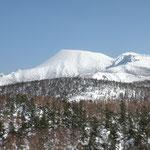 ④小松倉山からの岩手山