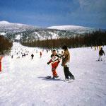 デコ平スキー場