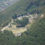 ④人工林に囲まれた山村集落、徳島県は6割が人工林に、戦後の拡大造林によりスギ、ヒノキの一斉林が全国に増加(徳島県)