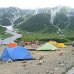 立山キャンプ場
