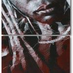 Himba 45x90 / zweiteilig