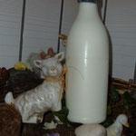 Ziegenmilch o. Ziegenkefir
