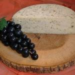 Ziegenschnittkäse Kräuter-Bärlauch