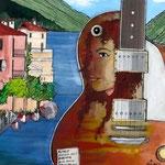 Gibson in Ticino            60x60x5