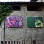 Foto Ausstellung in Carona