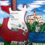 Fender in Ticino          80x80                                                                         VERKAUFT