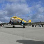 """DC-3 """" Ake Jansson"""""""