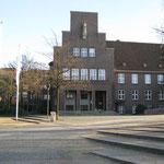 Das rathaus von Wedel